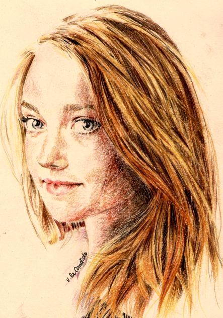 Dakota Fanning by vividec